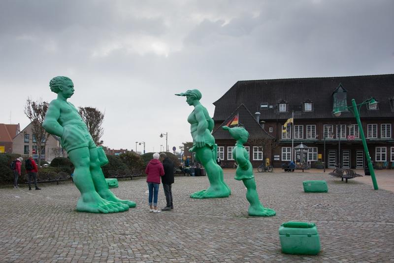 Les géants de Sylt