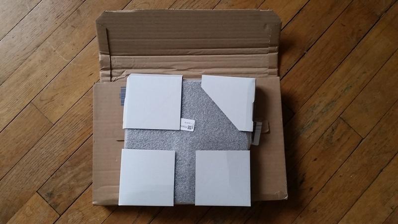 emballage de l'album gamme pro